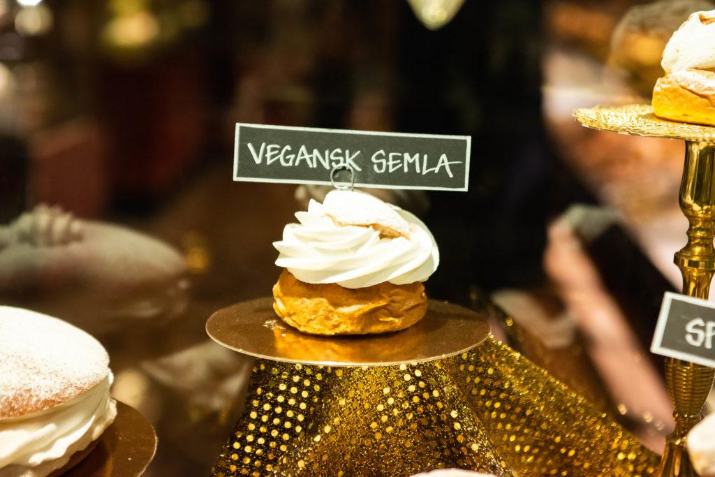 veganska semlor stockholm